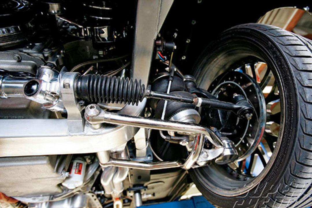 Suspension | Set Right Automotives