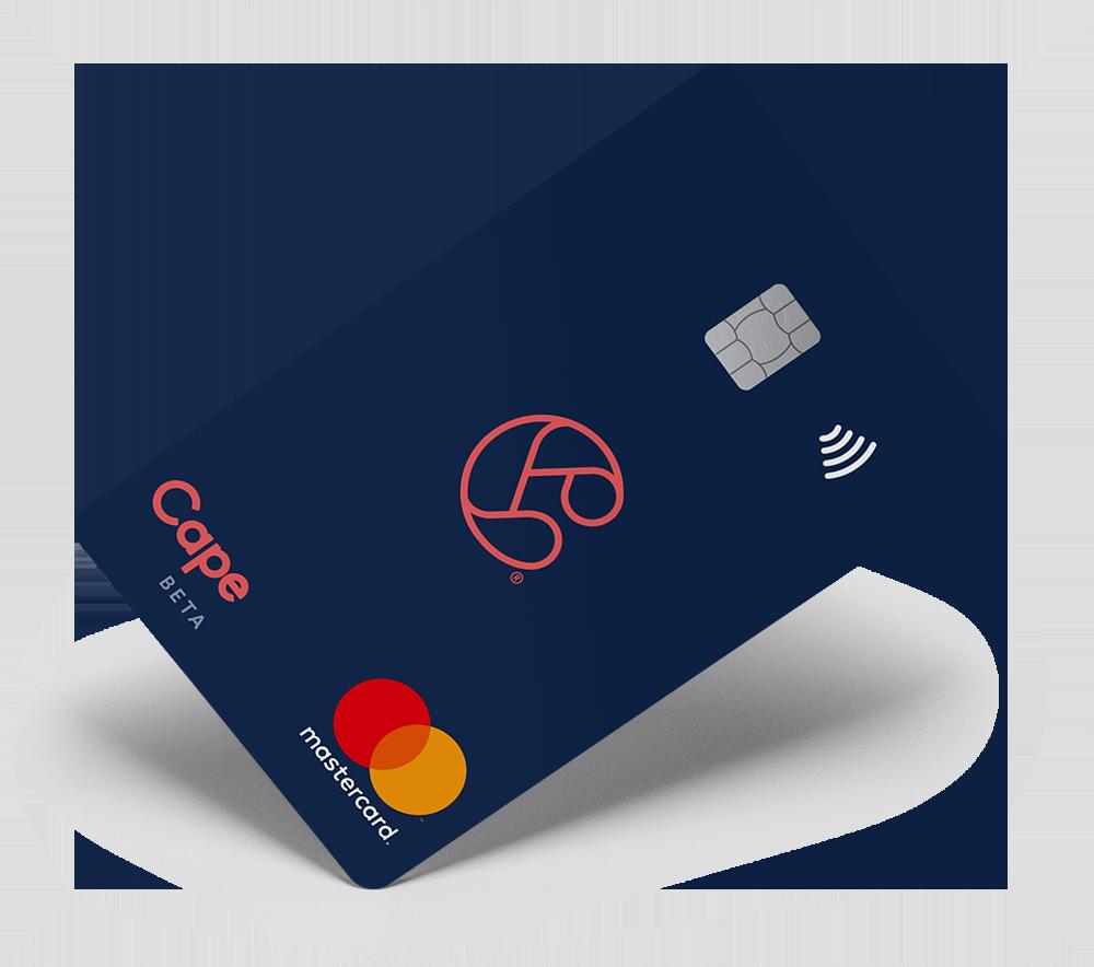 Cape business credit card