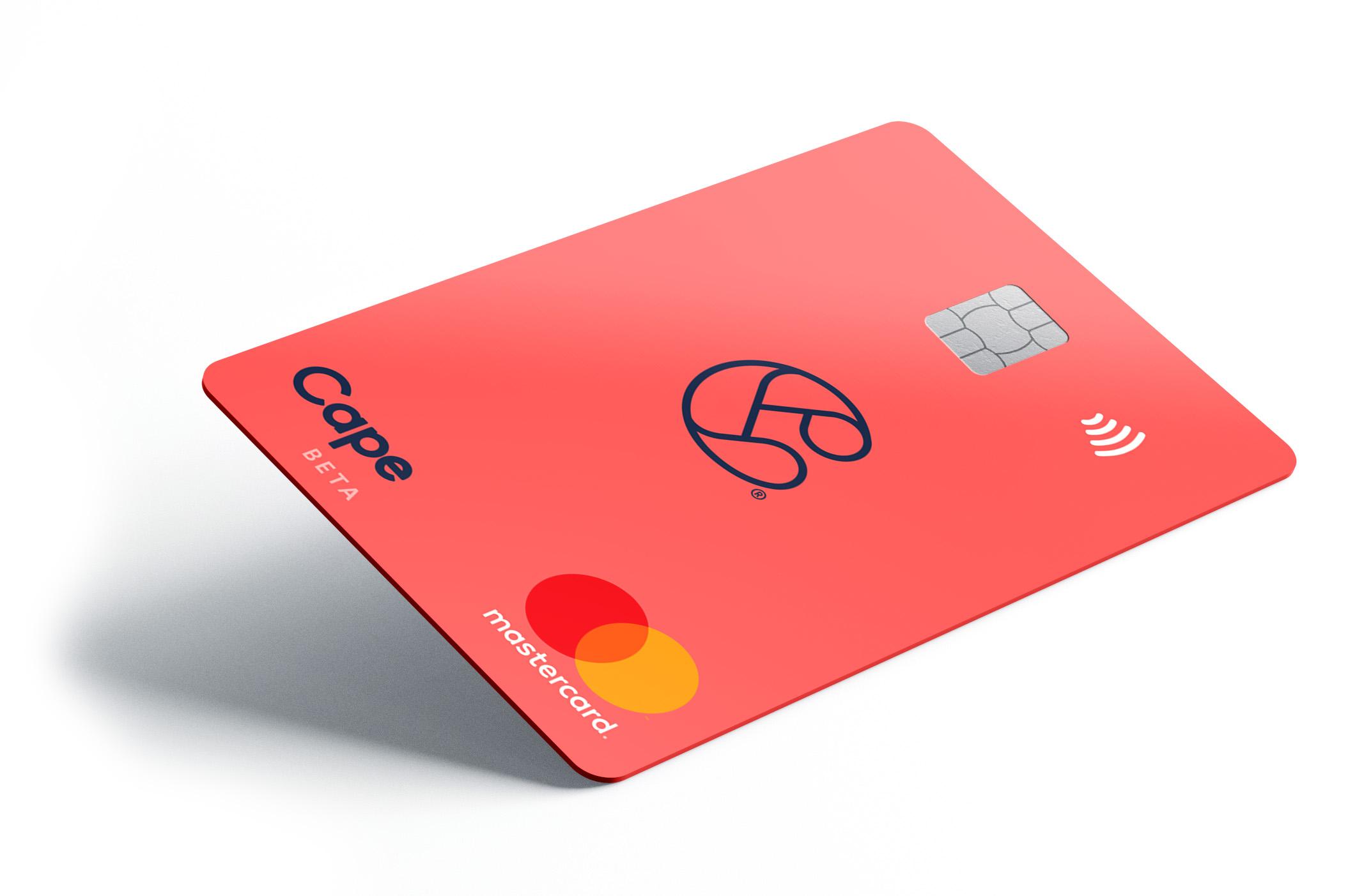 Cape prepaid card