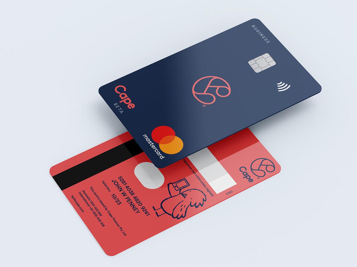 Cape card front rev mockup copy