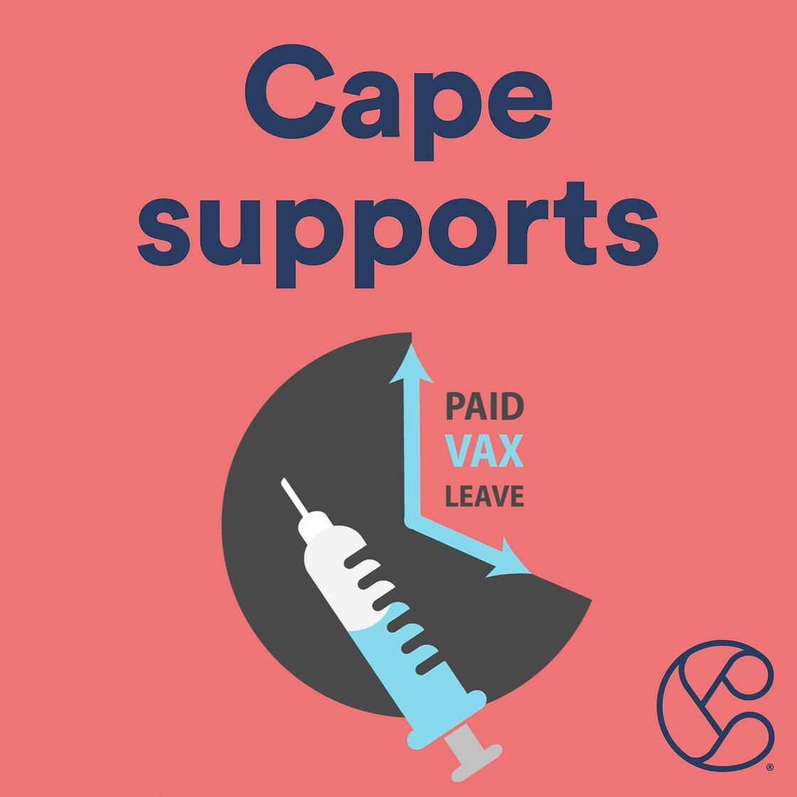 Cape VaccineDrive