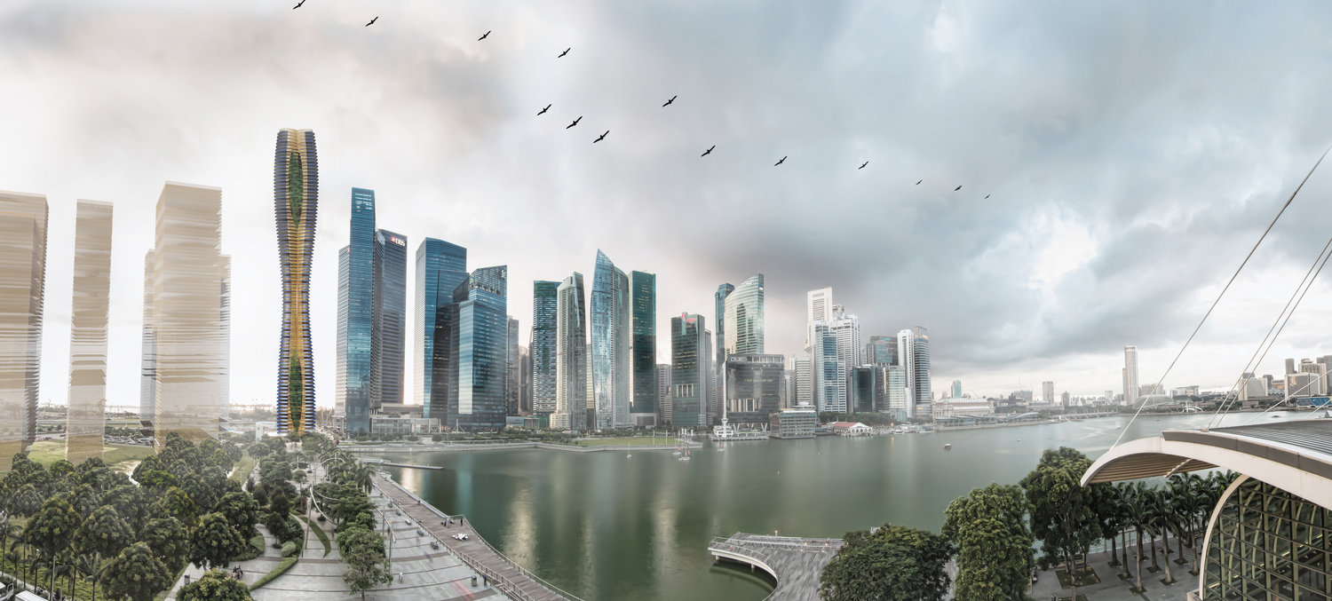 WEIJENBERG SETS ITS SIGHTS ON SINGAPORE SKYLINE