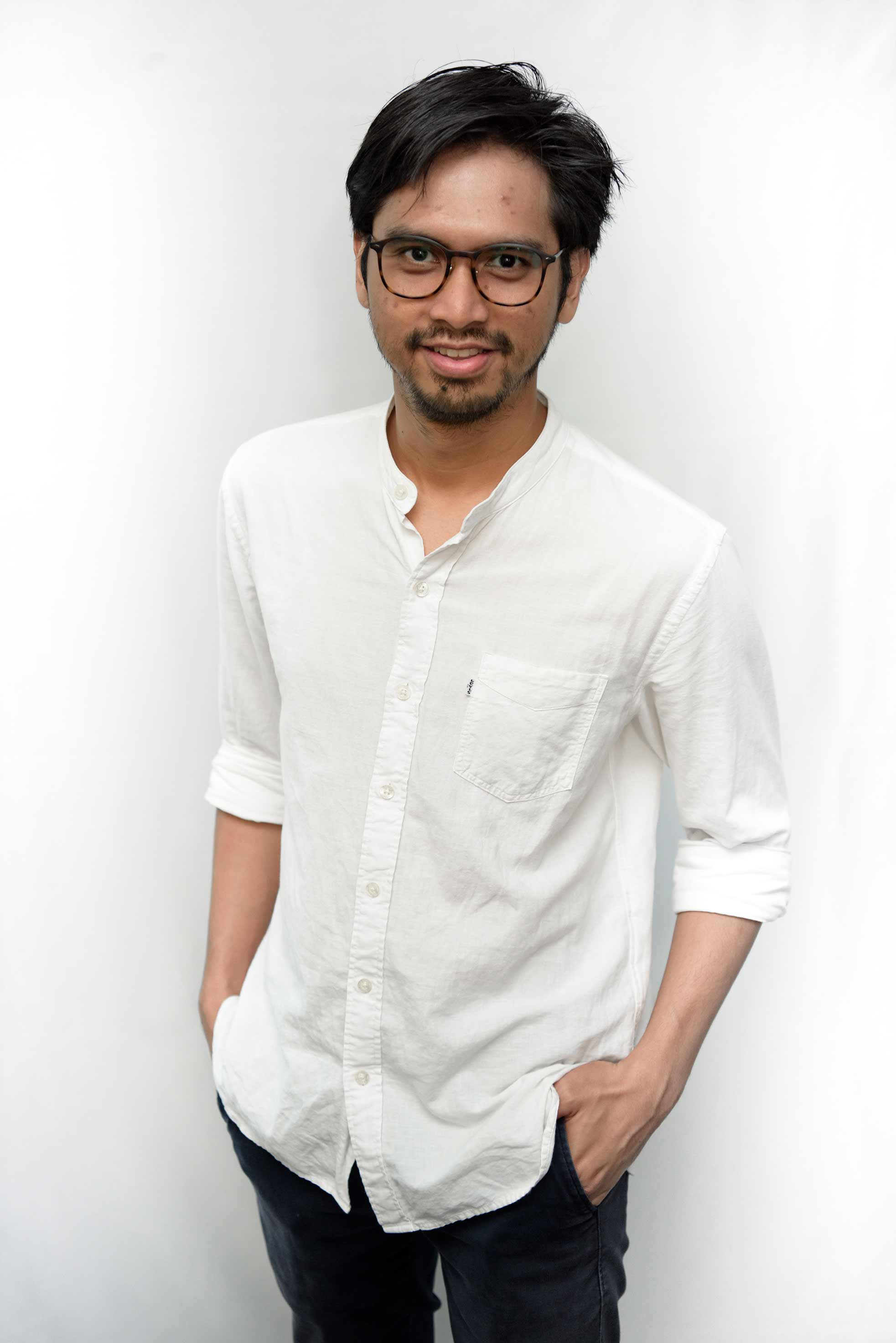 Is an Indonesian architect and after working for several years as an architect in Indonesia.