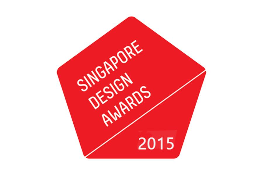 ASIA'S TOP DESIGNER 2015, SINGAPORE DESIGN AWARDS