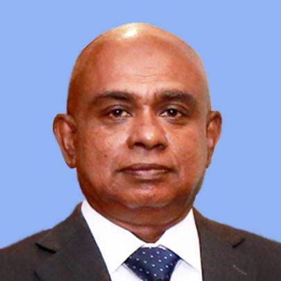 DR. Ajit P. Kangara Arachhi – CEO Crown Holdings