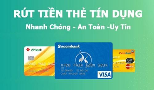 Rút tiền thẻ tín Dụng Đà Nẵng