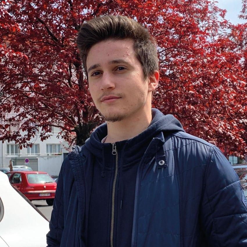 Nicolas Ferrandon - Business développer