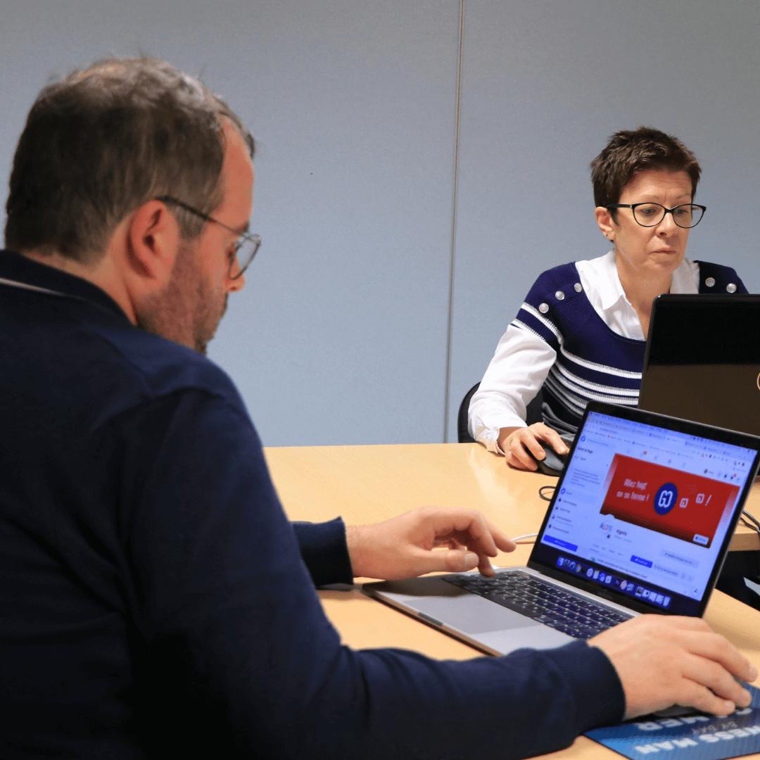 Community manager agence communication digitale