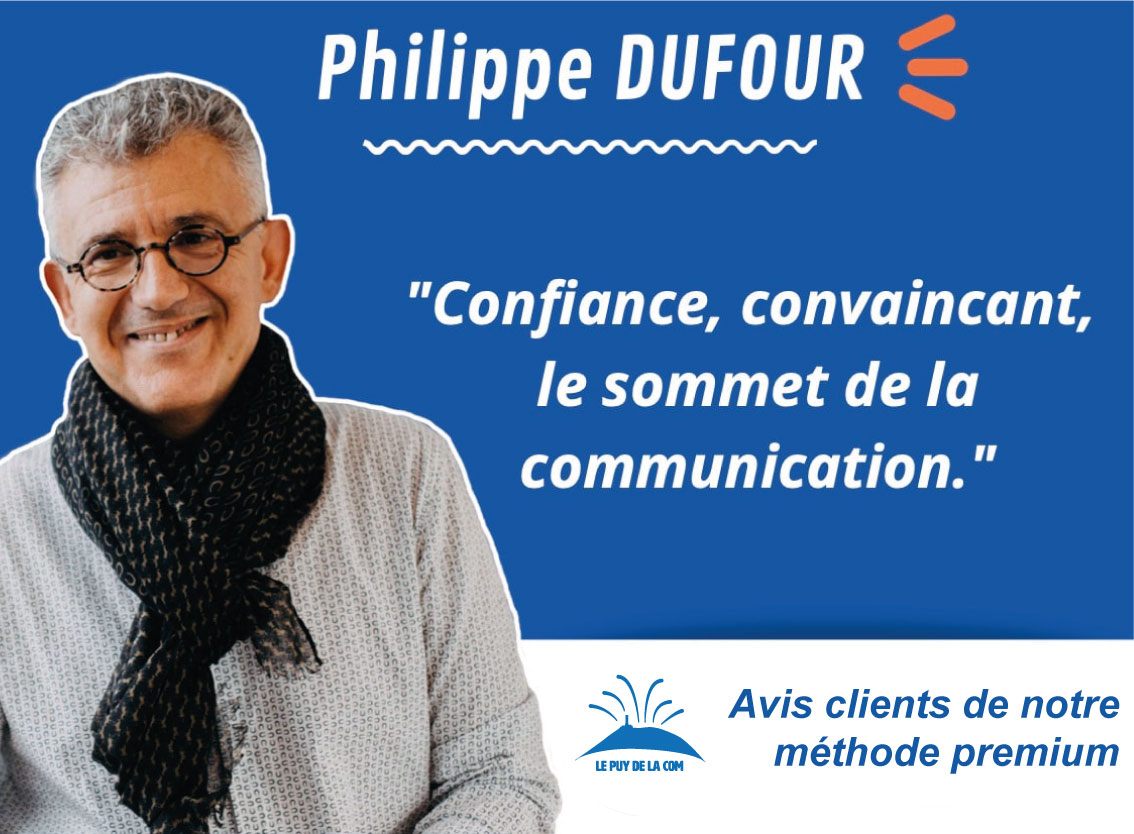 avis client Philippe Dufour