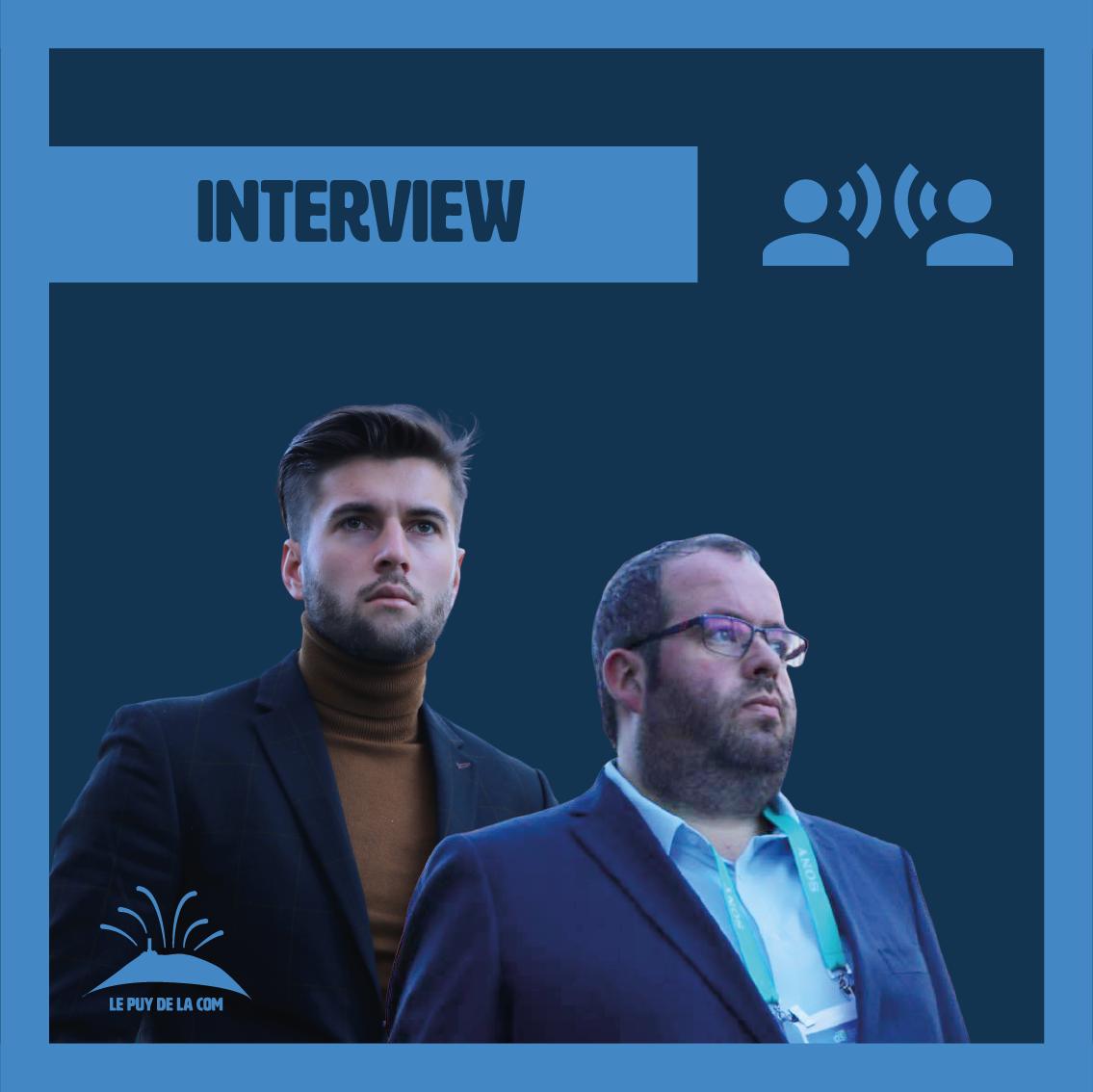 Interview Le Puy de la Com