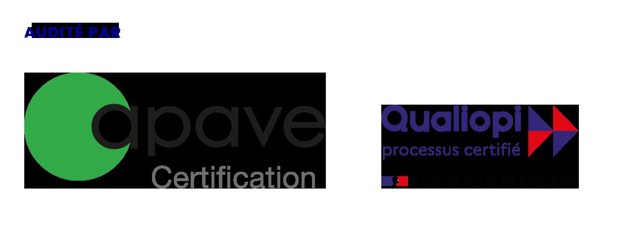 Certification Qualiopi Apave