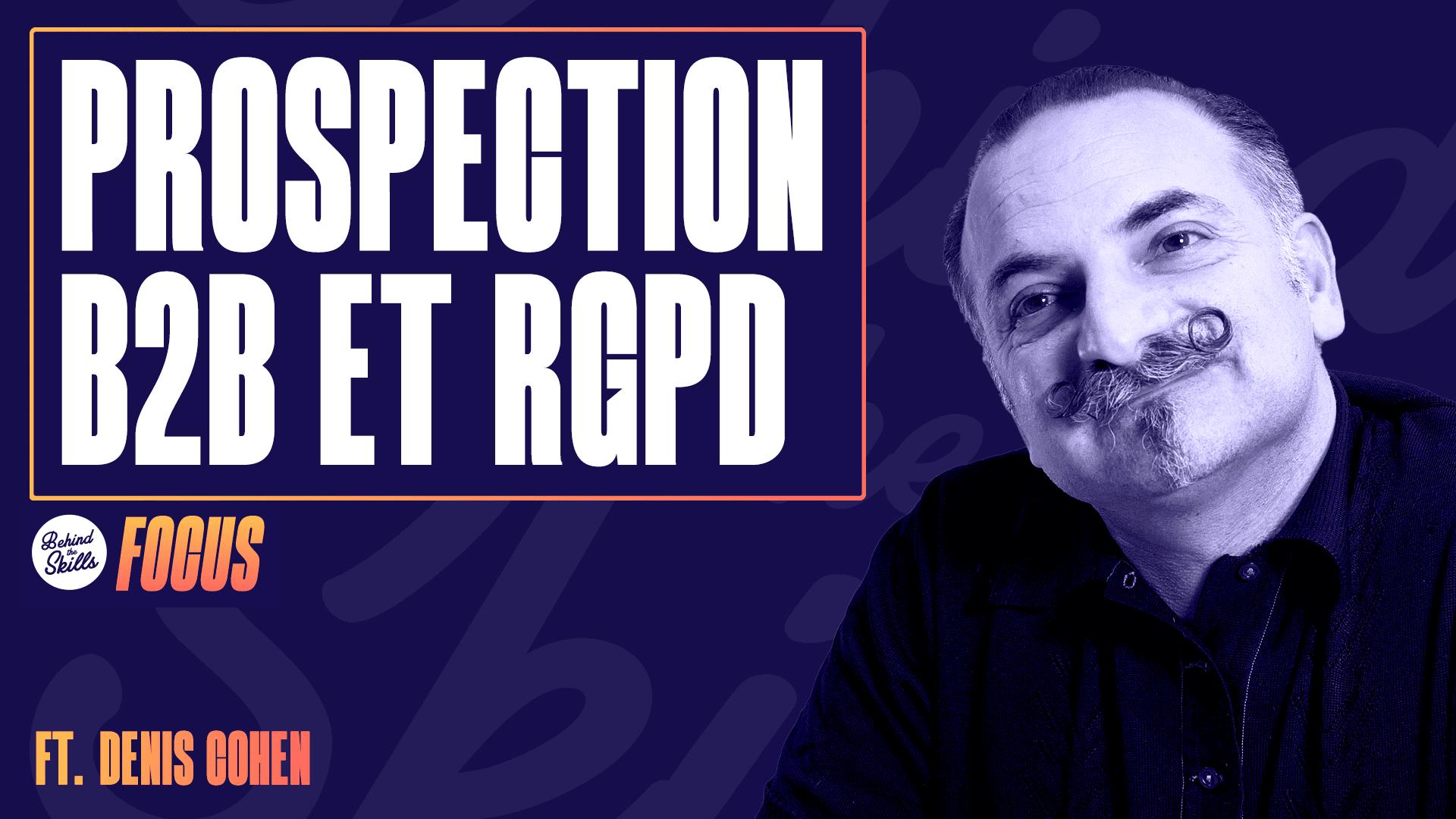 RGPD, emailing et prospection B2B