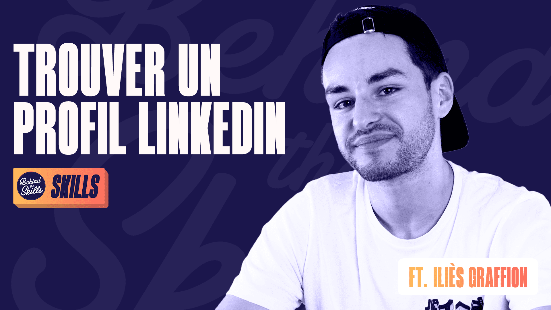 Trouver un profil LinkedIn à partir d'une adresse email
