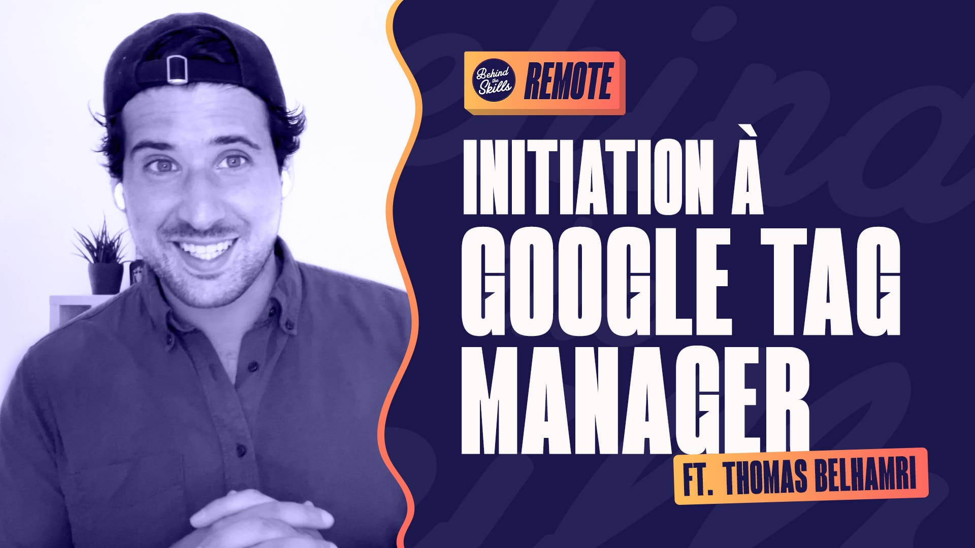 Initiation à Google Tag Manager