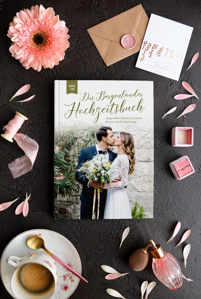 Heiraten im Burgenland | Das Burgenländer Hochzeitsbuch