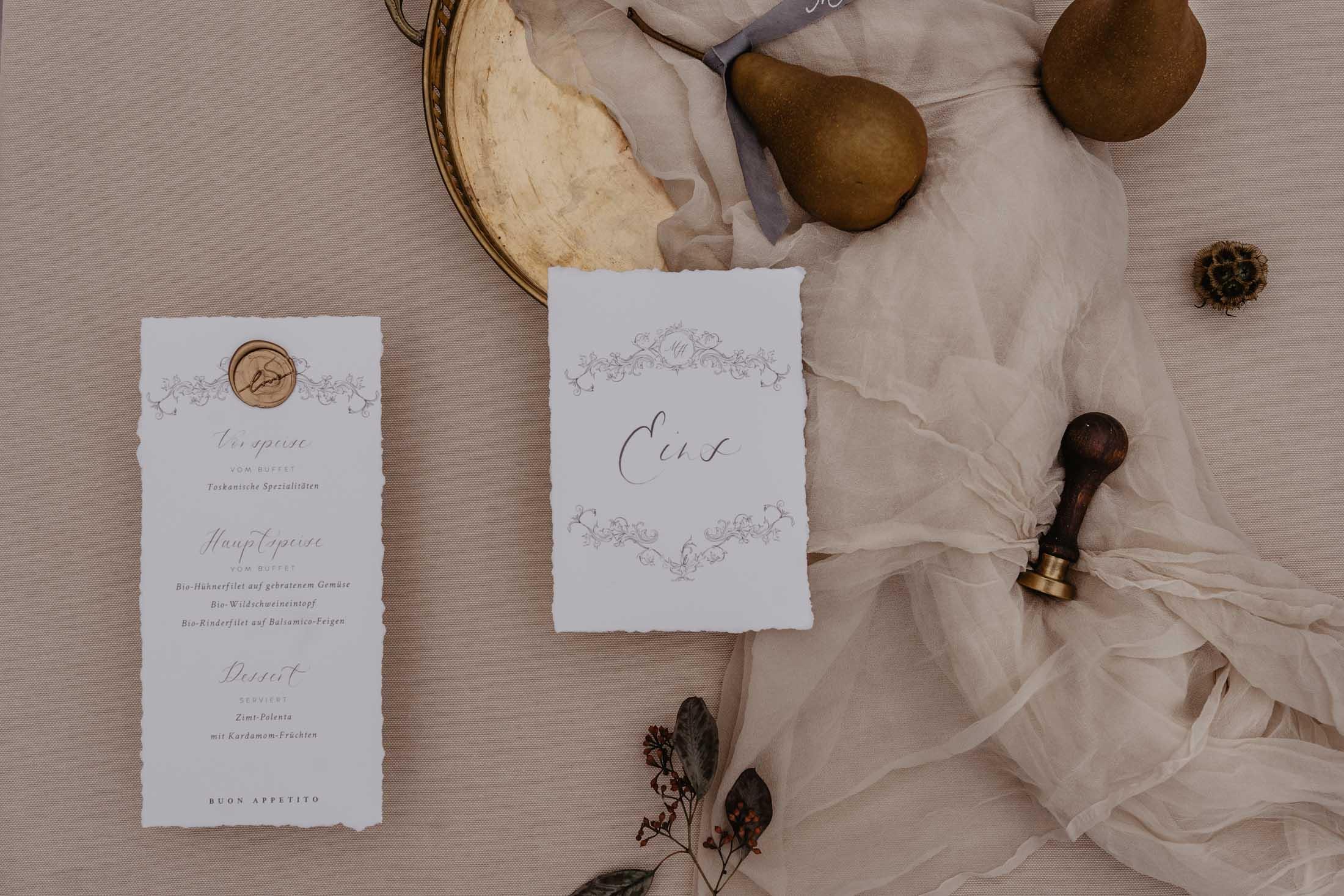 Hochzeitspapeterie Burgenland