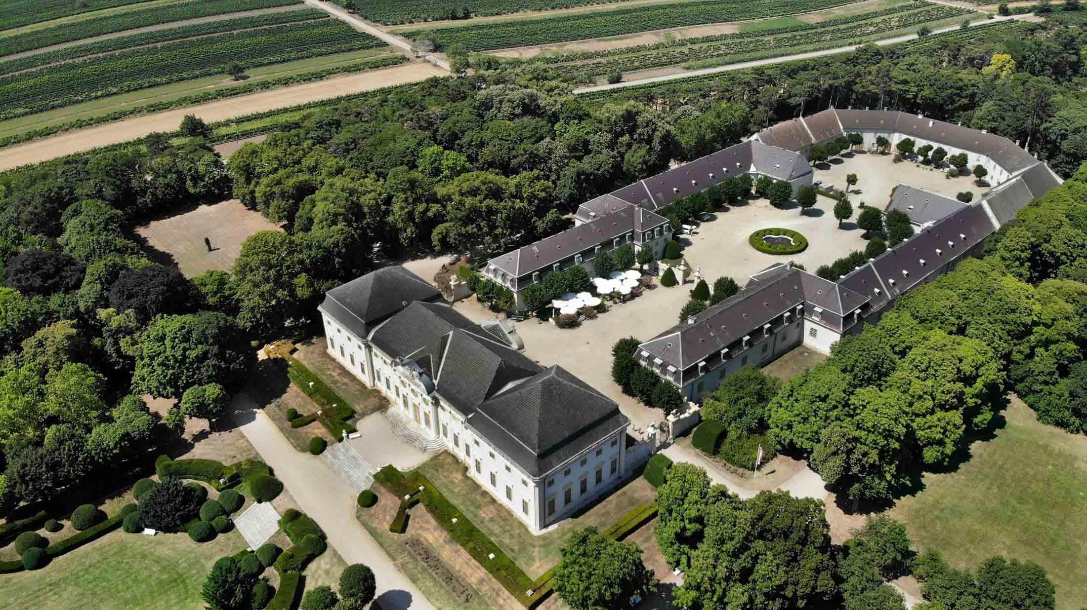 Die schönsten Hochzeitslocations im Burgenland