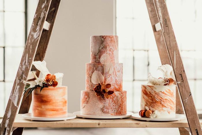 """Hochzeitstorten & mehr """"KuchenBoutique"""""""