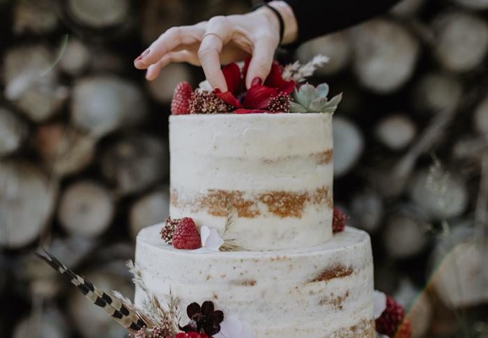 """Hochzeitstorten """"Van Hagen Cakes"""""""