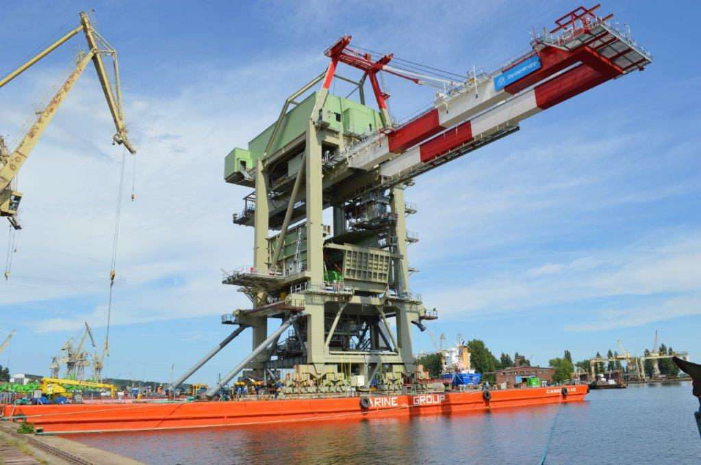 Transport Shipsloader