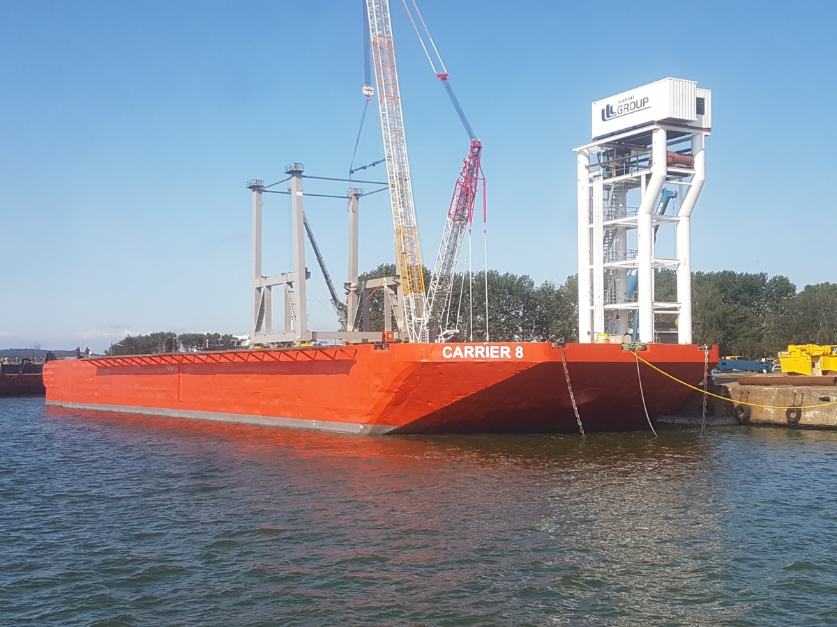 Carrier 8 Semisubmersible