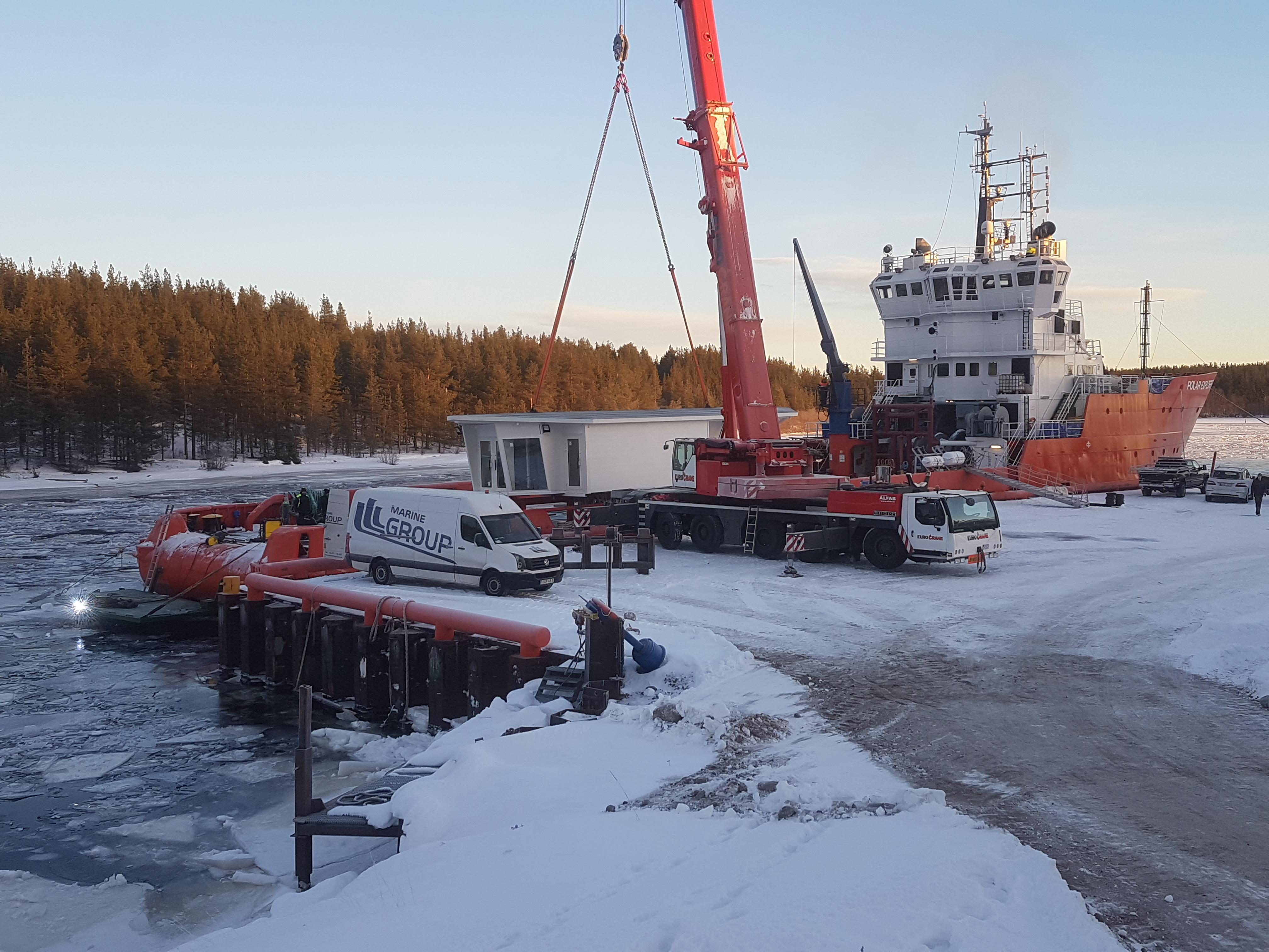 Polar Explorer Upgrade