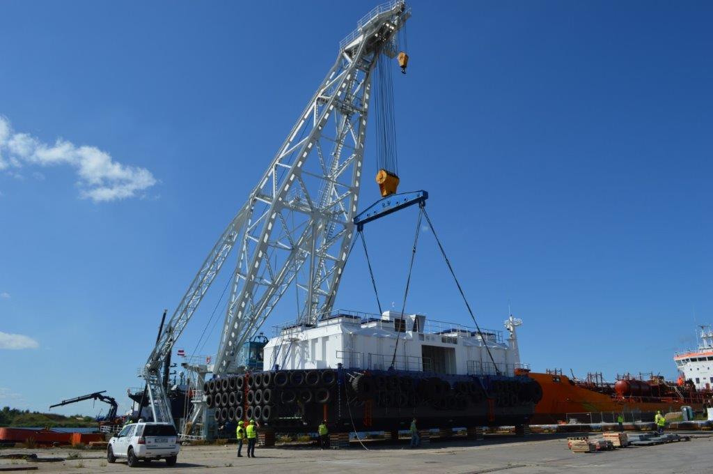 Lodbrok Lifting vessel