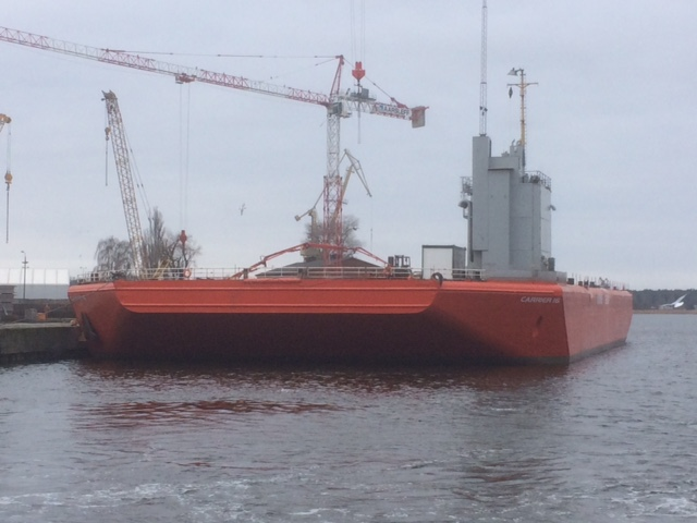 Carrier 16 Upgrade