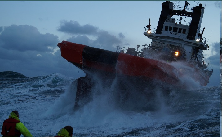 Emergency Vessel