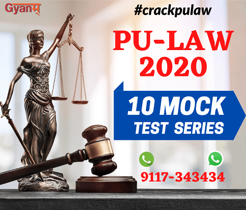PU Law Entrance exams Coaching online