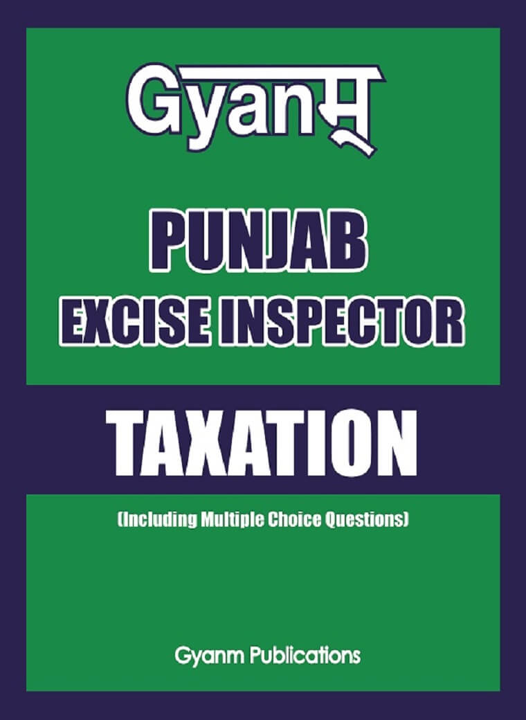 punjab excise inspector books