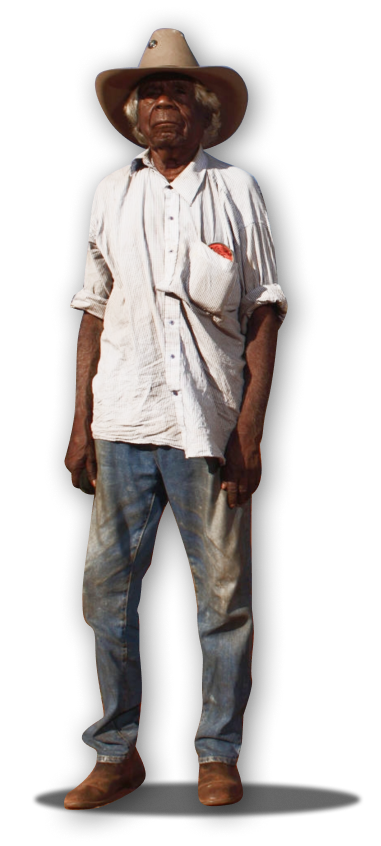A photo of Banjo Morton standing