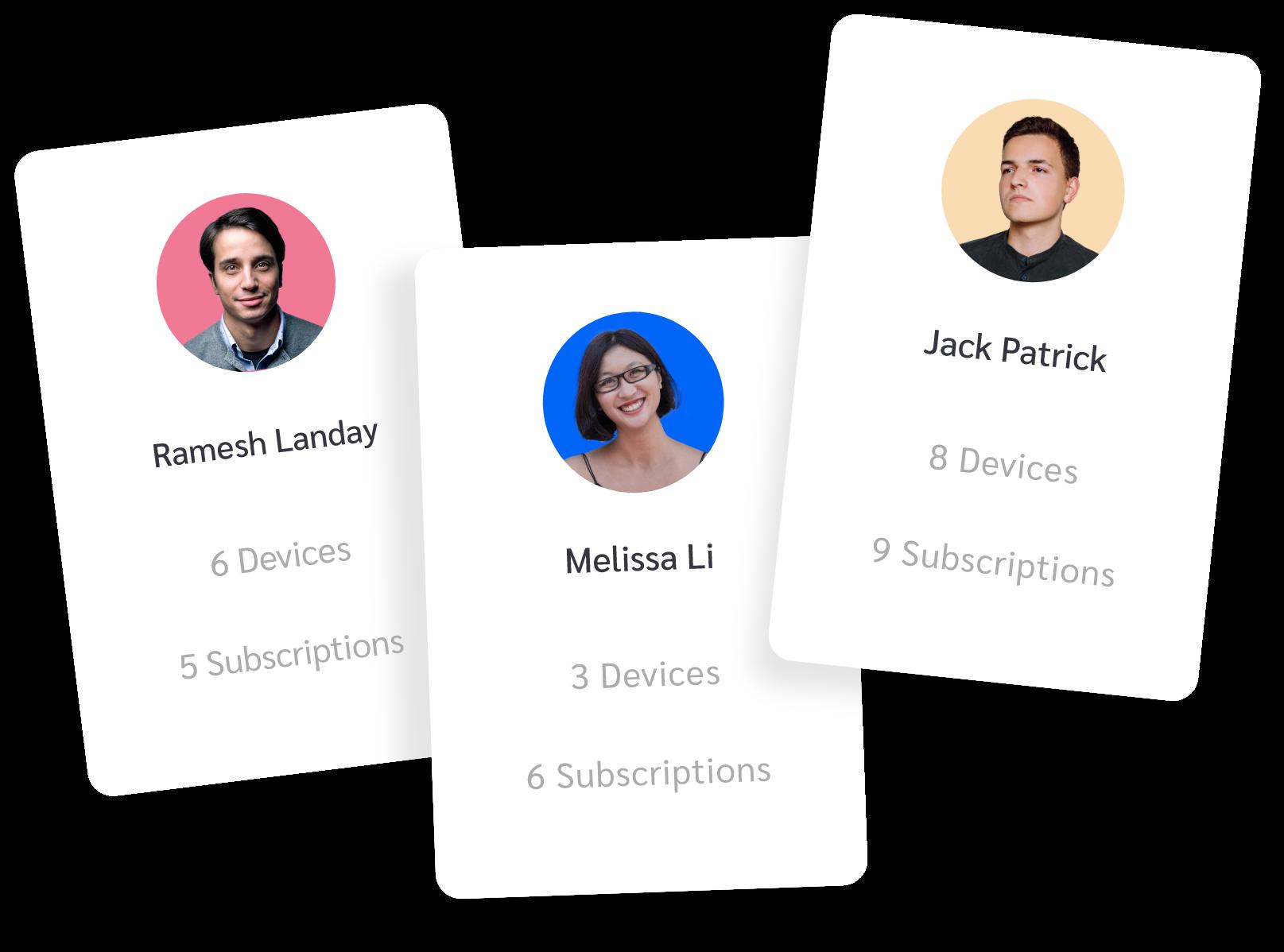 users-profiles