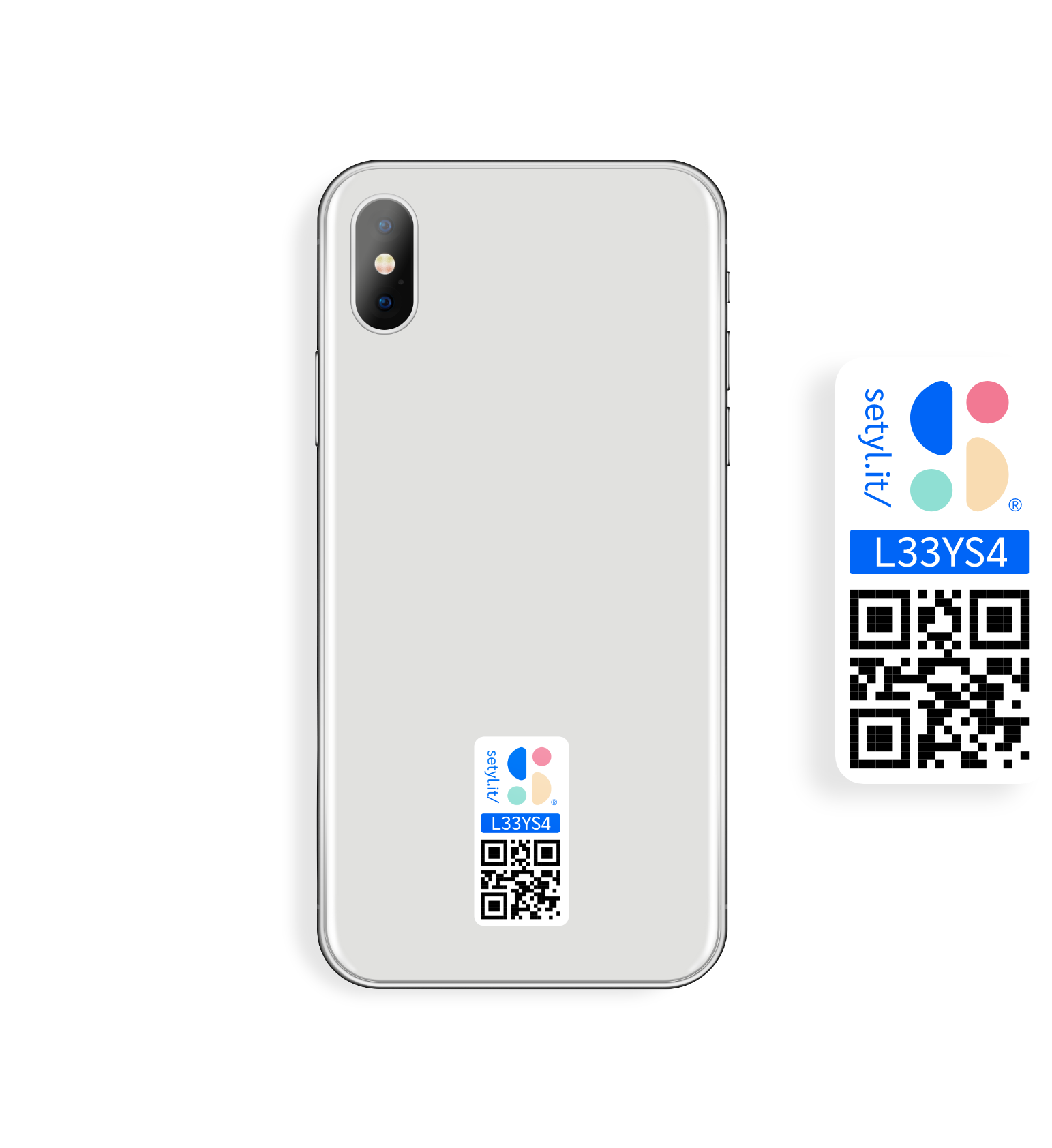 asset-label-on-iphone