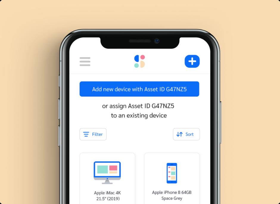 assets in app