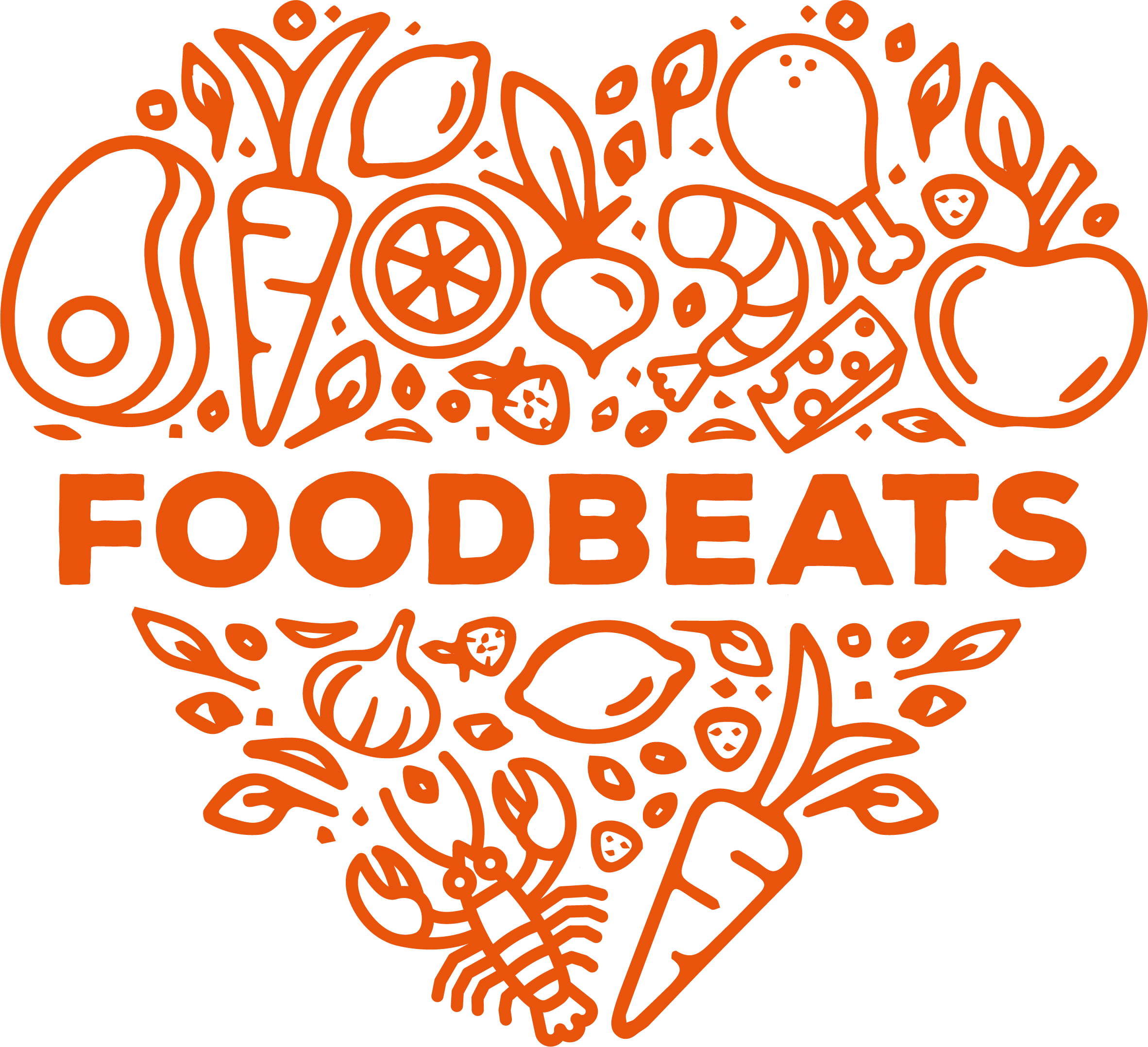 logo foodbeats 3