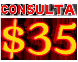 Consult $35