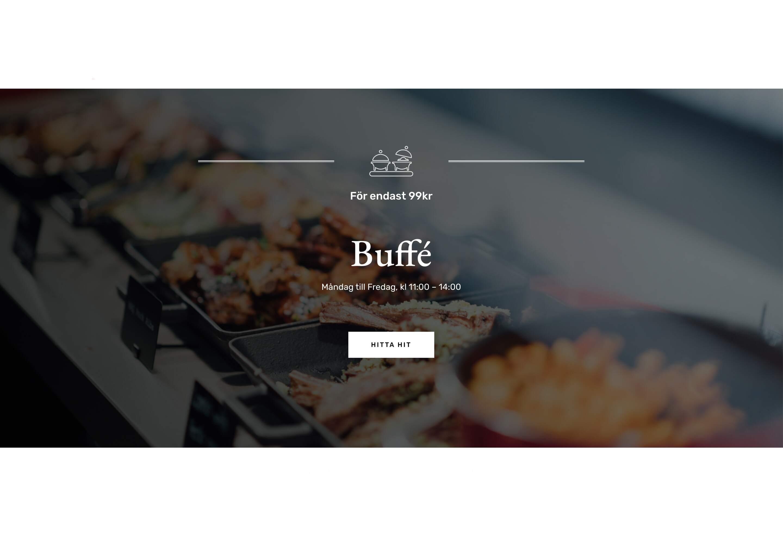 Buffe till SushiHammarby