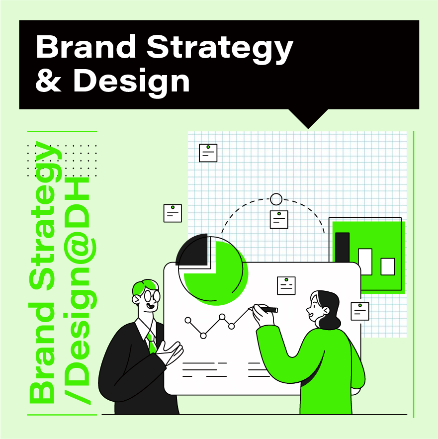Brand Strategy & Design