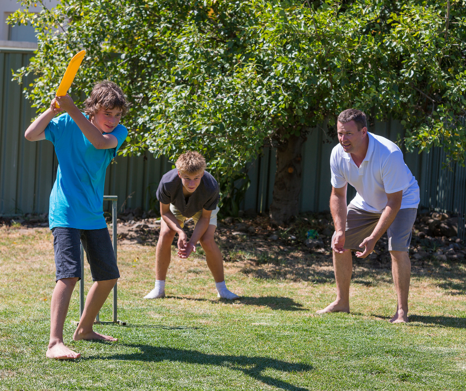 Australian party games