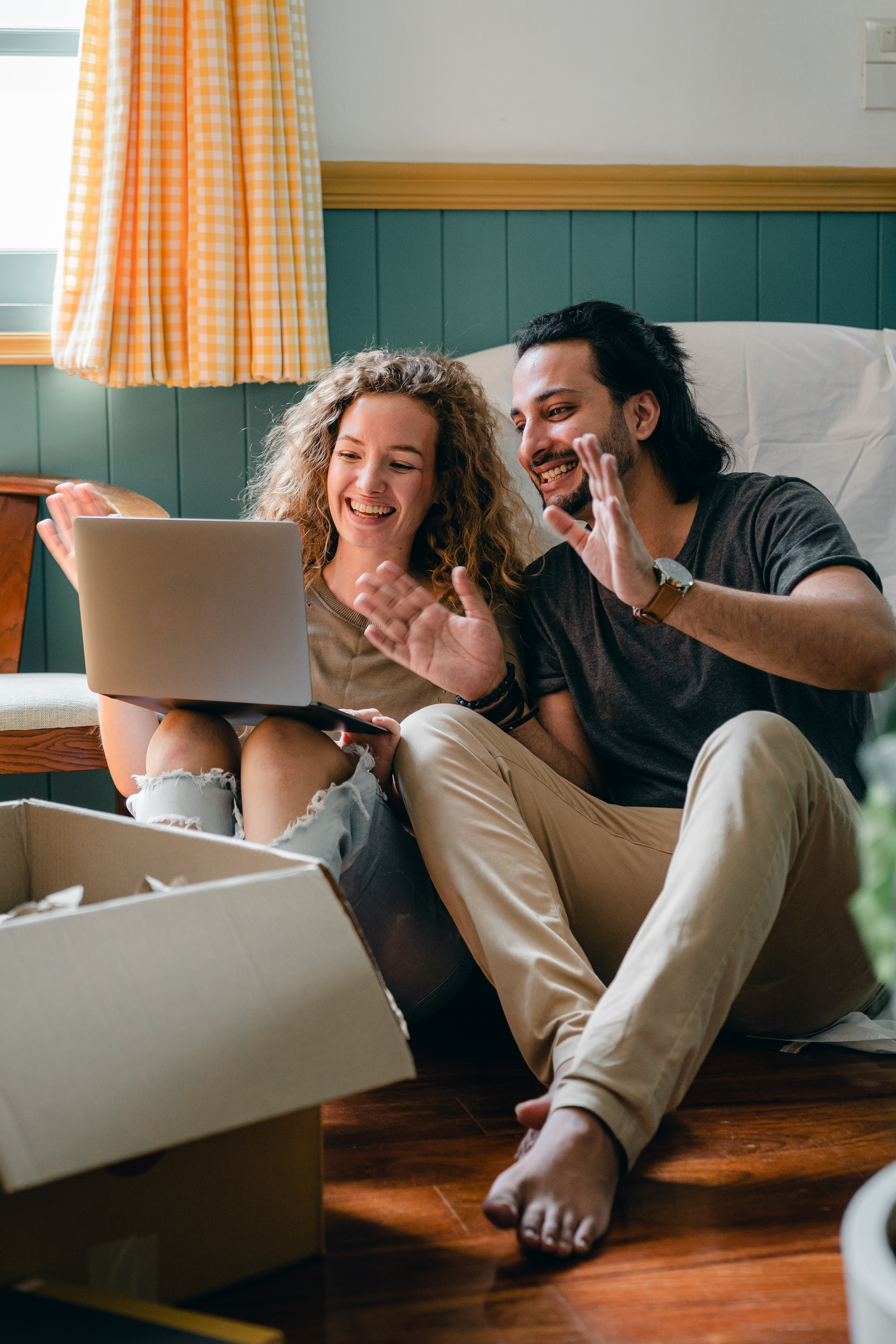 Online platforms to connect with loved ones