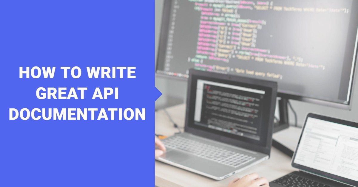 This guide is for technical writers who want to start writing API documentation or anybody who wears an API writer's hat.