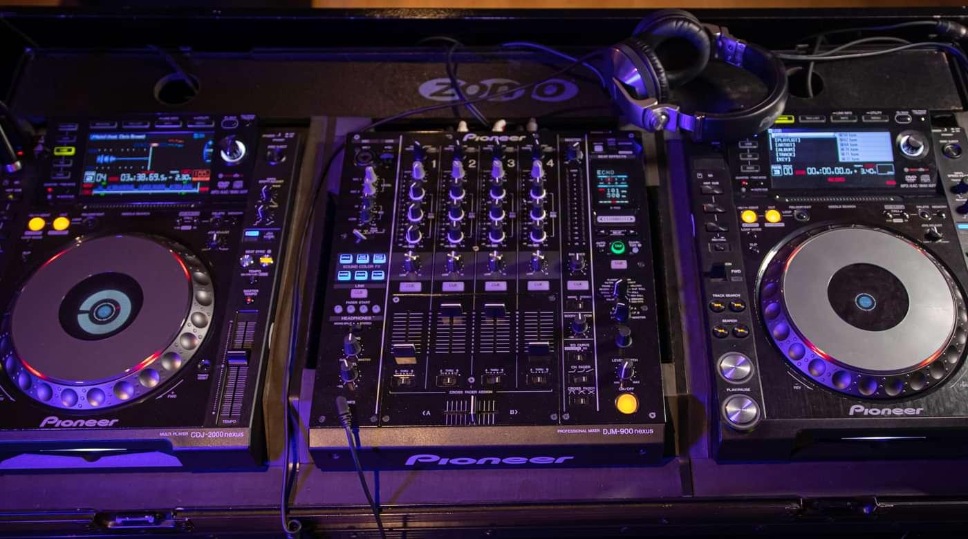 Pioneer Nexus studio