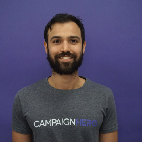 Dan Pillay, Head of Operations, CampaignHero Team