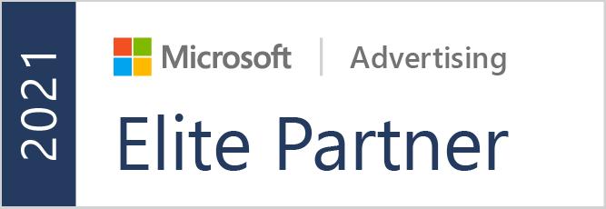 Microsoft 2021 Partner Badge CampaignHero