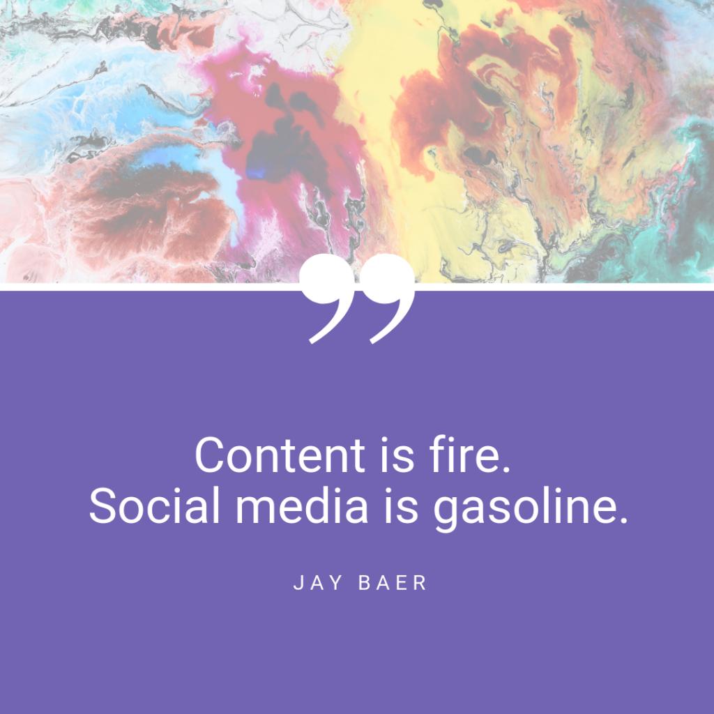 Social Media Marketing Quote