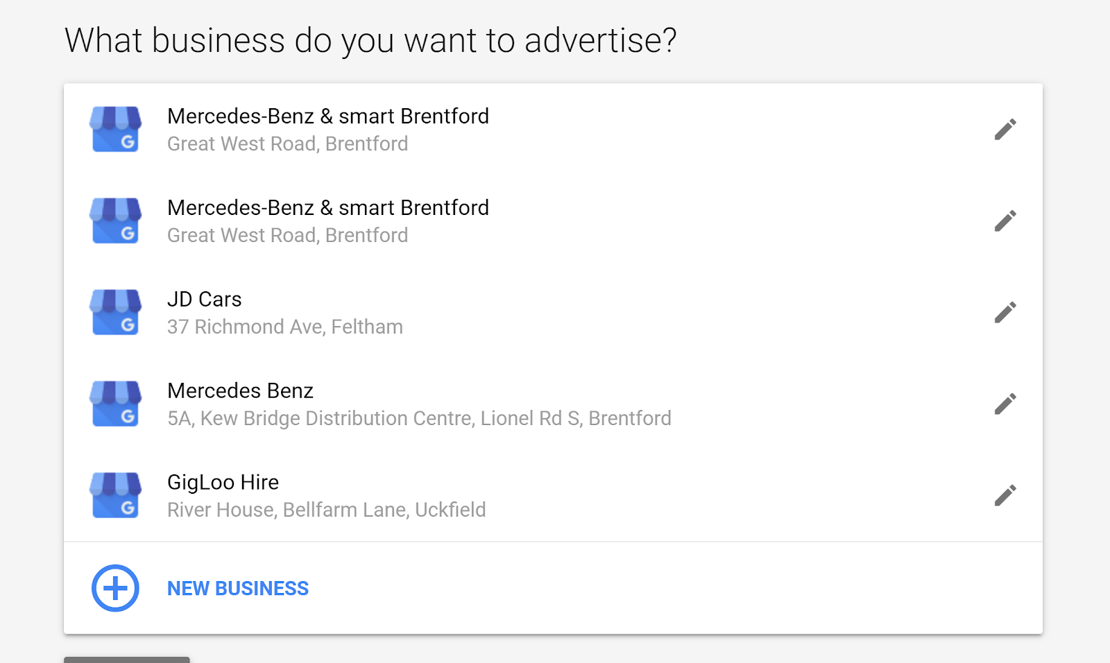 Google Ads Smart Campaign - Step 7
