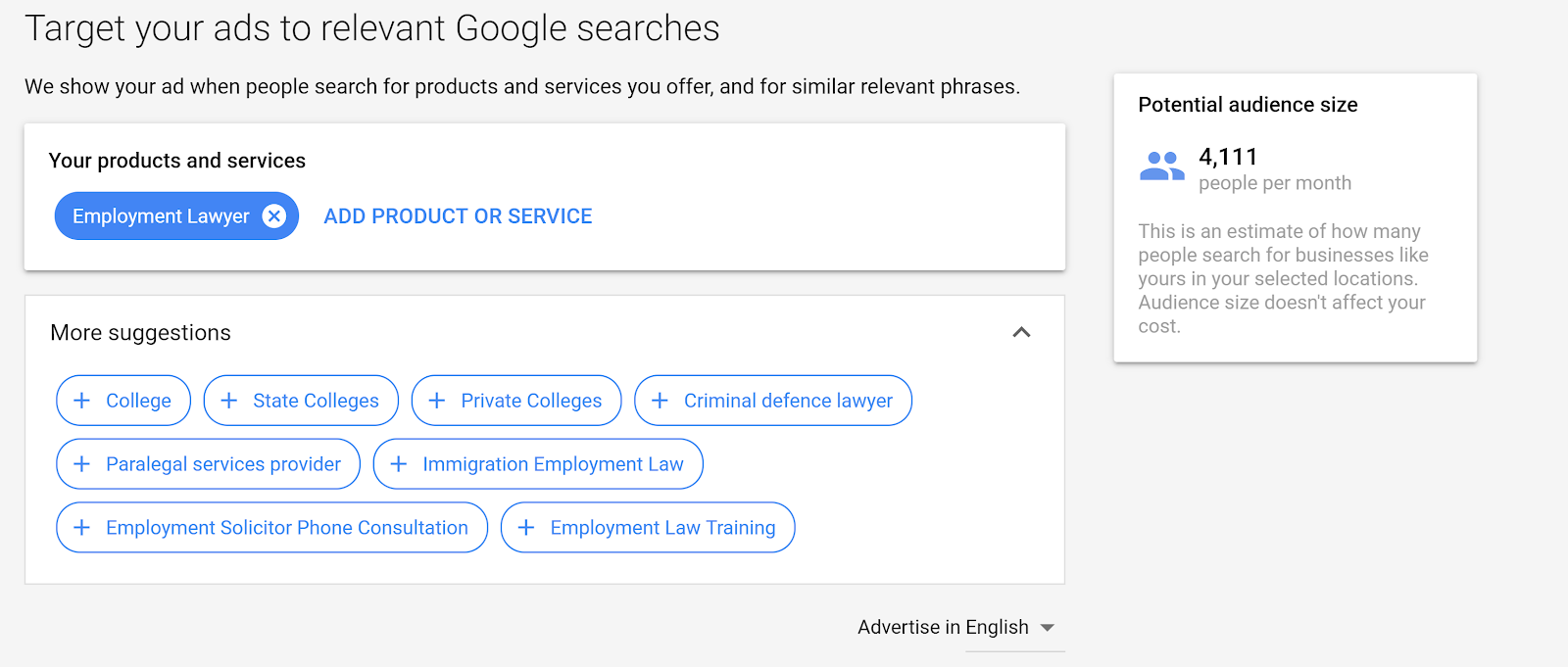Google Ads Smart Campaign - Step 12