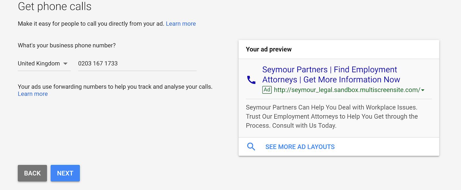 Google Ads Smart Campaign - Step 15