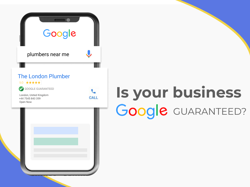 Is your business Google guaranteed? Google Local Service Ads